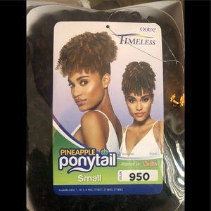 PineApple Drawstring Ponytail Color 950